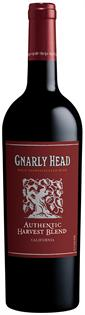 Gnarly Head Authentic Harvest Blend 2015 750ml